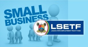 Application for Lagos State MSME Loan Programme LSETF Registration Portal on