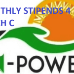 How the Monthly Stipends will be paid to Npower Batch C Applicants