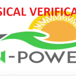 Npower Batch C Physical Verification Exercise will not hold June 25 See Why