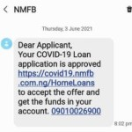 How to Claim and get your Abandoned NMFB Covid-19 Loan Money