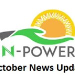 Npower October Latest News Update for Successful Beneficiaries 2021