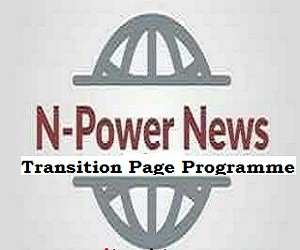 How to participate in Npower Transition Page Programme for all Beneficiaries 2020-2021