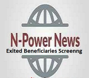 How to fill Npower Exited Volunteers Screening Form 2020 Batch A and B