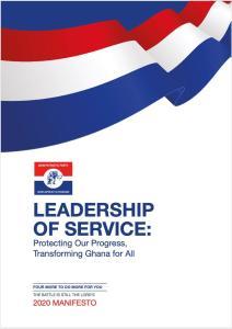 NPP 2020 Manifesto