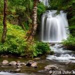 2nd Place Scenic - Lewis River by John Mankowski