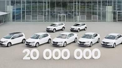 Photo of H Skoda ξεπέρασε το φράγμα των 20 εκατομμυρίων αυτοκινήτων