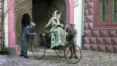 Photo of Ο πρώτος οδηγός στην Ιστορία, ήταν… γυναίκα!