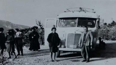 Photo of Λεωφορεία Ναυπακτίας: Ιστορικές φωτογραφίες