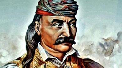 Photo of Θεόδωρος Κολοκοτρώνης: Γεννήθηκε στις 3 Απριλίου του 1770