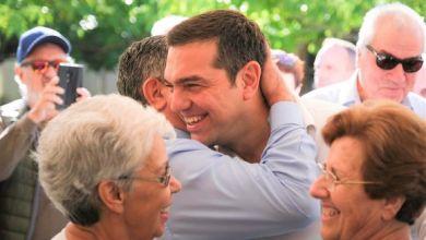 Photo of Α.Τσίπρας: «Καλώ όλους τους δημοκρατικούς πολίτες να πάρουν τον ΣΥΡΙΖΑ στα χέρια τους»