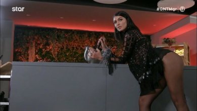 Photo of Η Κέισι ανέβασε το θερμόμετρο στο GNTM αποκάλυψε την πίσω όψη της (Εικόνες)