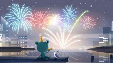 Photo of Το Google Doodle για την Παραμονή της Πρωτοχρονιάς