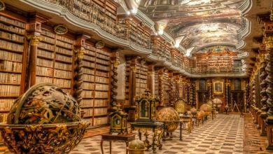 Photo of Η πιο όμορφη βιβλιοθήκη στον κόσμο βρίσκεται στην Πράγα