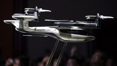 Photo of Η Uber παρουσίασε «ιπτάμενο ταξί»