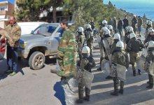 Photo of Χαμός στη Χίο: Κάτοικοι «μπούκαραν» στο ξενοδοχείο που μένουν αστυνομικοί