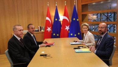 Photo of Βρυξέλλες: Άρον-άρον αποχώρησε ο Ερντογάν χωρίς να παραστεί στη συνέντευξη Τύπου