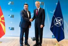 Photo of Μέλος του ΝΑΤΟ από σήμερα η Βόρεια Μακεδονία