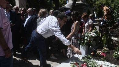 Photo of Το τελευταίο αντίο στον Μανώλη Γλέζο