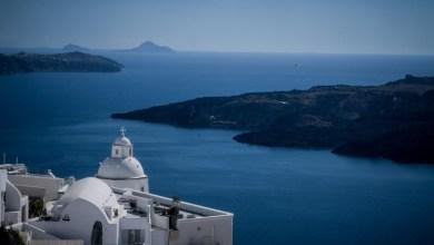 "Photo of Μεγάλο αφιέρωμα του CNN για τον τουρισμό στην Ελλάδα με ""φόντο"" την Σαντορίνη"
