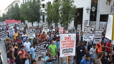 Photo of Συλλαλητήριο μεταναστών στο Σύνταγμα για ανοιχτά σύνορα