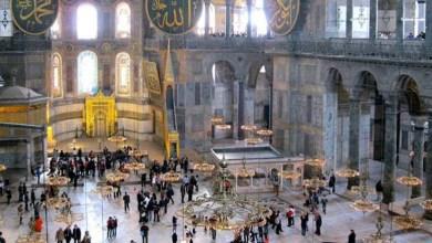 Photo of Μετατροπή της Αγίας Σοφιάς σε τζαμί: Σε 15 μέρες η απόφαση του δικαστηρίου της Τουρκίας