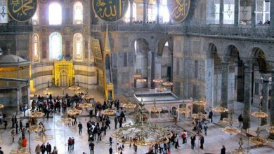 Photo of Ηχηρό μήνυμα Πομπέο στην Τουρκία: Να παραμείνει η Αγία Σοφιά στο σημερινό καθεστώς
