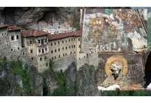 Photo of Οι Τούρκοι βανδάλισαν τις βυζαντινές τοιχογραφίες στην Παναγία της Σουμελά