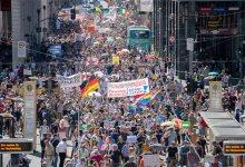 Photo of Γερμανία: Διαδήλωση κατά των μέτρων για τον κορωνοϊό χωρίς μάσκες και αποστάσεις
