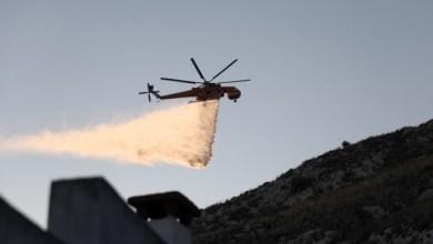 Photo of Μεσολόγγι: Φωτιά στα Φραγκουλαίικα