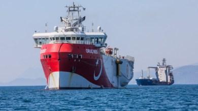 Photo of Η Τουρκία εξέδωσε Navtex για έρευνες του Oruc Reis ανοιχτά του Καστελλόριζου