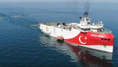 Photo of Στα 52 ναυτικά μίλια εντός της ελληνικής υφαλοκρηπίδας το «Ορούτς Ρέις»