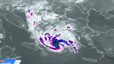 Photo of Ιανός: Αλλάζει κατεύθυνση ο μεσογειακός κυκλώνας