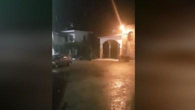 Photo of Έντονη βροχόπτωση σε Ηλεία και Μεσσηνία λόγω Ιανού (βίντεο)