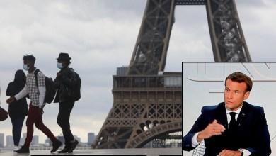 Photo of Κορωνοϊός: Alert στην Γαλλία – Απαγόρευση κυκλοφορίας στο Παρίσι και άλλες πόλεις