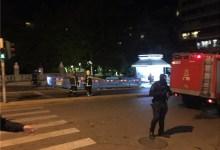 Photo of Έκρηξη από καλώδια στην πλατεία Κολωνακίου