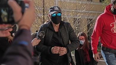 Photo of Αφέθηκε ελεύθερος ο Νότης Σφακιανάκης: Του ασκήθηκε ποινική δίωξη για οπλοκατοχή και ναρκωτικά