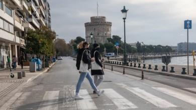 Photo of Σαρηγιάννης: Στο «κόκκινο» η Θεσσαλονίκη μέχρι 31 Δεκεμβρίου