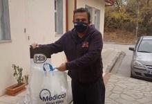 Photo of Ο Στέφανος Παραστατίδης μοίρασε στολές COVID σε υγειονομικούς στο Κιλκίς