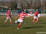 Il Rugby Mantova lotta ma non basta. La Castellana piega i biancorossi