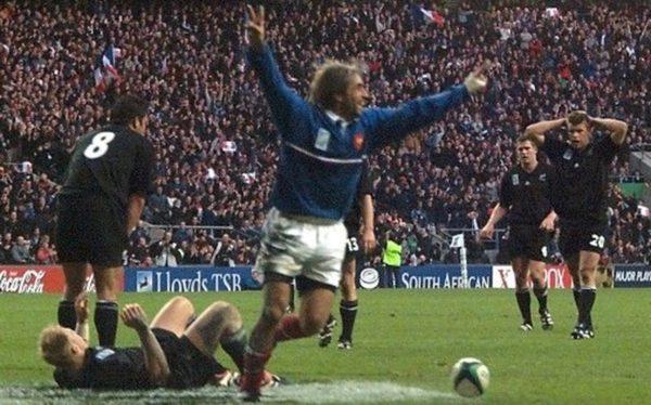 7766578474 philippe bernat salles peut lever les bras la france vient d eliminer les all blacks - Rugby coupe du monde 1999 ...