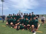 L'Abruzzo U14 vince in Puglia trofeo delle regioni del centro-sud