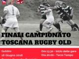 A Gubbio le finali del Campionato Toscano Rugby Old