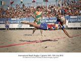 Beach Rugby: un poker d'assi che ha segnato una generazione di rugby sulla spiaggia