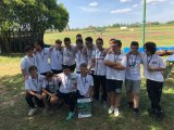 Chiusura di stagione per l'Under 14 del Terni Rugby al Torneo Appia
