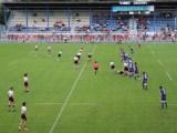 Zebre sconfitte a Grenoble 31-7 nella prima amichevole stagionale
