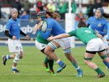 Italdonne, test-match contro il Sudafrica il 25.11 a Prato