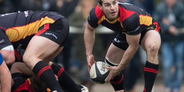 Rugby Europe Championship, Endstand: 12:17; Sean Armstrong