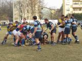 Controsorpasso Rugby Parma allo scadere, il derby di andata è gialloblu