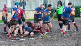 Rugby Frascati Union 1949, Girini: «Una buona partita nel derby, ma non è bastata»
