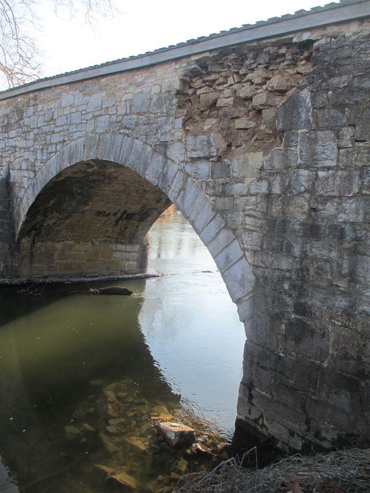 Burnside Bridge Repair Antietam National Battlefield US National Park Service